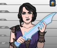 Morgana en Ida y Vuelta al Infierno