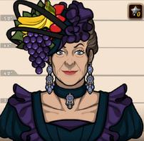 Lady Highmore en Un Crimen Hípico