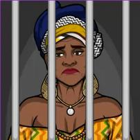 Serena en prisión