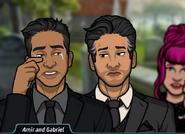 Amir and Gabriel 2