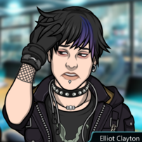 Elliot Triste 2
