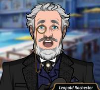 Leopold en En Boca de Todos
