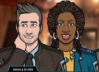 Jones y la Jefa 5