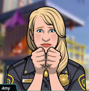 Korkmuş Amy