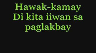 Hawak Kamay By Yeng Constantino (w lyrics)-2