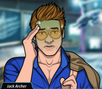 Jack sudando 4