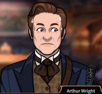 Arthur sudando3