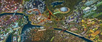 Mapa La Conspiración
