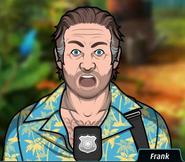 Frank Surprised