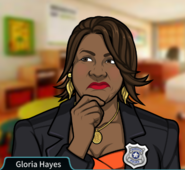 Gloria Pensando3