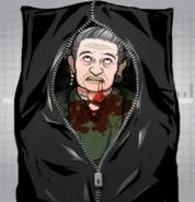 Agnes Leek's Body