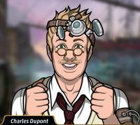 Charles emocionado 3