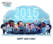 Happy New Year 2015