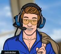 Jack con un auricular