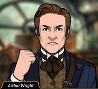 Arthur determinado