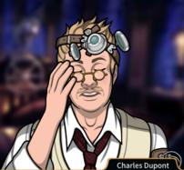 Charles sin esperanza