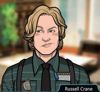 24 Russell Avergonzado