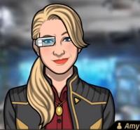 Amy Sonriendo64