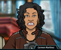 Carmen sacudida