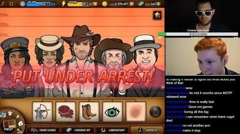 Criminal Case Mysteries of the Past - Case 28 - 3 10 to Death - Chapter 3