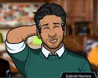 Gabriel Ruborizado