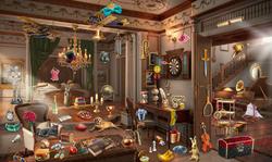 CrimeScene Archie's Room