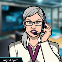 Ingrid seria 3