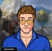 Jack abofeteado