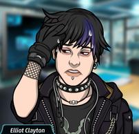 Elliot sudando 6