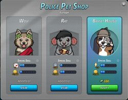 Police Pets | Criminal Case Wiki | FANDOM powered by Wikia