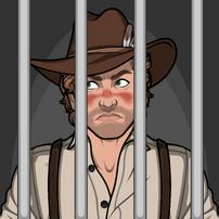 Seamus en prisión