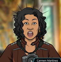 Carmen Shockeada