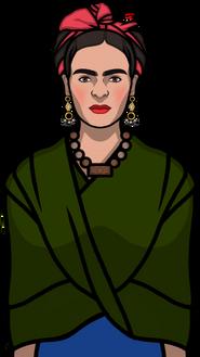 FridaKahlo ByHamad