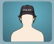FBI Şapkası Uzun