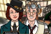 Maddie y Charlie 9
