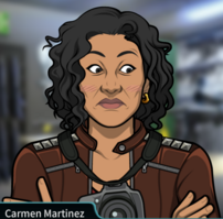 Carmen avergonzada 4