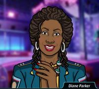 Diane Aplaudiendo