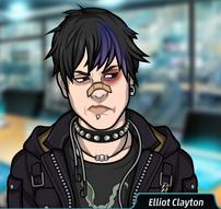 Elliot herido 4