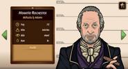 Horatio Rochester 50
