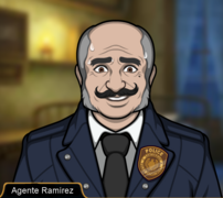 Agente Ramírez