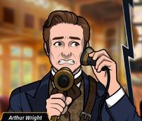 Arthur En el teléfono1
