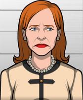 Caroline, en Un Asesinato Fundamental.