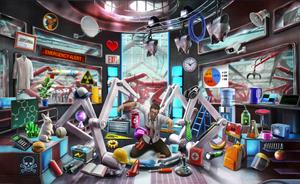 Fábrica Robot - Programado para Matar