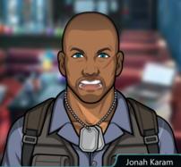 Jonah despreciativo