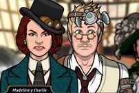 Maddie y Charlie 7