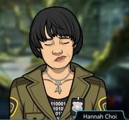 Hannah Choi Sad