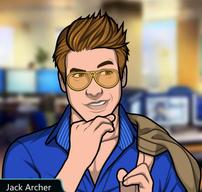 Jack Sonriendo 2