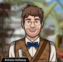Nicholas Holloway