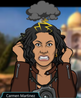 Carmen enfurecida 5