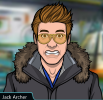 Jack sacudido 1